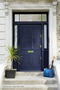 Little Greene Außenanstrich Farbe Dock Blue 252