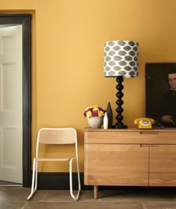 Little Greene Farbe Tradition Yellow Pink 46