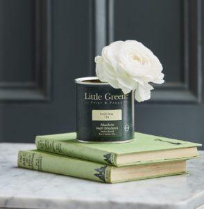 Little Greene umweltfreundliche Farbe