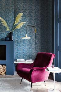 Little Greene Farbe Tapete Carlton House Terrace