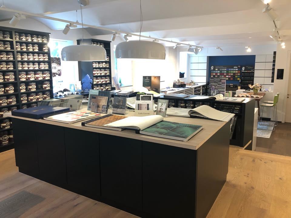 Showroom Marvin Graf Gmbh Farben Tapeten Teppiche Parkett Linoleum