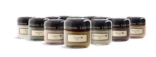 Little Greene Stone Kollektion