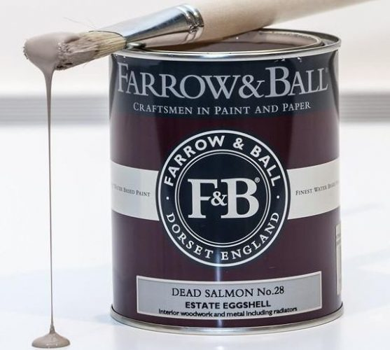 Farrow and Ball Onlineshop Bild