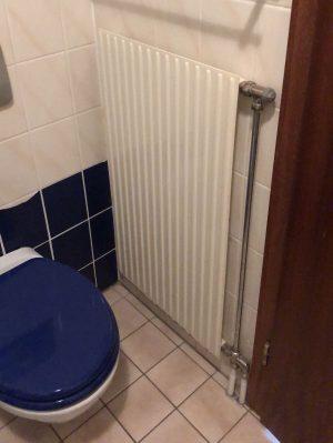 ohne Fliesen entfernen Bad sanieren